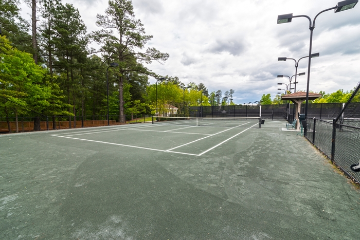 Hartru Tennis Courts